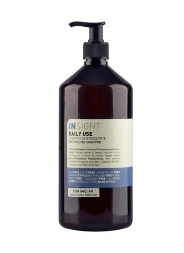 Insight Daily Use Günlük Enerji Veren şampuan 900 ml Renksiz
